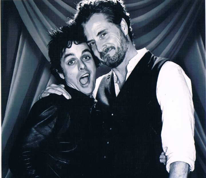 billie joe armstrong, doug hamilton