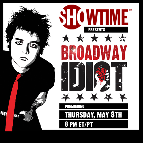 Showtime Graphic Website